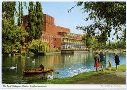 STRATFORD UPON AVON : THE ROYAL SHAKESPEARE THEATRE (JOHN HINDE) - Stratford Upon Avon