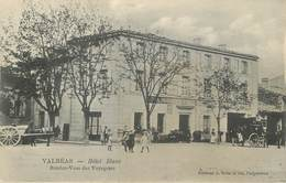 "/ CPA FRANCE 84 ""Valréas, Hôtel Blanc"" - Valreas"