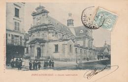 77 - FONTAINEBLEAU - Eglise Saint Louis - Fontainebleau