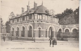 77 - FONTAINEBLEAU - L' Hôtel Des Postes - Fontainebleau