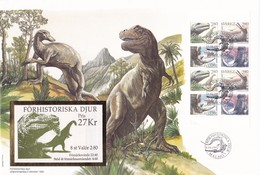 Switzerland 1992 FDC With Booklet! - Postzegels