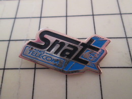 1417 Pin's Pins : Rare Et Belle Qualité  FRANCE TELECOM / SNAT - France Telecom