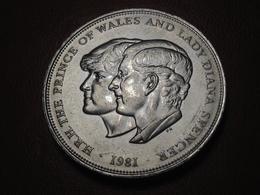 Grande-Bretagne - UK - 25 New Pence 1981 3000 - 1971-… : Monnaies Décimales