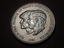 Grande-Bretagne - UK - 25 New Pence 1981 3004 - 1971-… : Monnaies Décimales