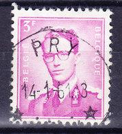 BELGIQUE COB 196 OBL CENTRALE PRY, ETOILES. HOUYOUX. (7B440) - Marcophilie