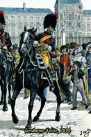 Carte Postale, Militaria, Napoleon, Uniformes De La Grande Armée, Gendarme D'elite 1811 - Uniformen