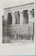 18 / 7 / 4  -  HAUTE  ÉGYPTE  -  TEMPLE  D'EDFOU - Idfu