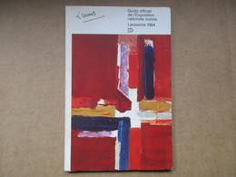 Guide Officiel De L'exposition Nationale Suisse / De 1964 - Kunst