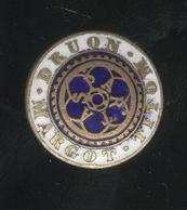 Badge Métal émaillé à Identifier - Sparta - Druon Margot Titom - Professionnels / De Société