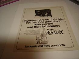 ANCIENNE PUBLICITE EAU CONTREXEVILLE  1979 - Posters