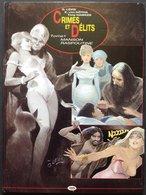 No PAYPAL !! Lévis Von Gotha Crimes Délits 1 Manson Raspoutine , BD Pin Up Érotique Sex Éo TTBE/NEUF Yes X Album Adultes - Editions Originales (langue Française)