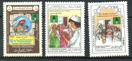 AFGHANISTAN:Child Survival Campaign,medical,health,1987,1250-2,MNH - Afghanistan