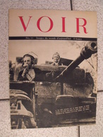 Voir N° 13 (octobre 1944). Guerre, Libération Stilwell Normandie Niémen Avance Des Alliés En Europe - Newspapers