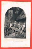 ARRESTATION DE RICHARD CŒUR DE LION Dans Un Cabaret - Vieux Papiers