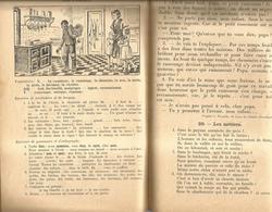 Ramoneur, Illustration De Schott - Extrait Livre Français Istra Strasbourg (leçon, Vocabulaire, Métier) - Vieux Papiers