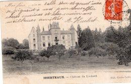 V15420 Cpa 63 Isserteaux - Château Du Léobard - Non Classés