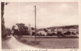 V15453 Cpa 63 Gimeaux - Vue Prise De La Route De Davayat - Frankreich