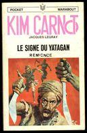 """"""" KIM CARNOT: Le Signe Du Yatagan """", Par Jacques LEGRAY -  PM  N° 43. - Livres, BD, Revues"""