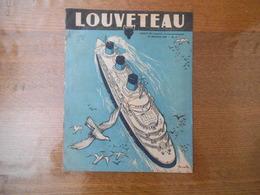 LOUVETEAU SCOUT DE FRANCE 15 FEVRIER 1949 N° 4 - Scoutisme