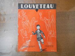 LOUVETEAU SCOUT DE FRANCE 1er FEVRIER 1949 N° 3 - Scoutisme