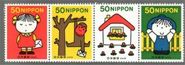 Nippon 2002 Dick Bruna Letter Writing Day - Blocks & Sheetlets