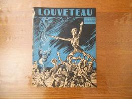 LOUVETEAU SCOUT DE FRANCE  MAI 1948 N° 9 ET 10 - Scoutisme