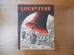 LOUVETEAU SCOUT DE FRANCE 1er AVRIL 1949 N° 7 NUMERO DOUBLE POUR PACQUES - Scoutisme