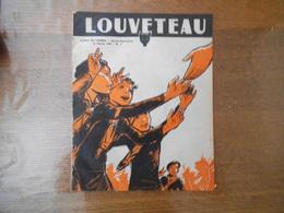 LOUVETEAU SCOUT DE FRANCE 20 FEVRIER 1950 N° 4 - Scoutisme