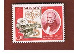MONACO   - SG 1080    -  1973 G. CAYLEY - MINT** - Monaco