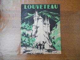 LOUVETEAU SCOUT DE FRANCE 20 JANVIER 1950 N° 2 - Scoutisme