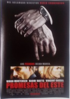 Folleto De Mano. Película Promesas Del Este. Viggo Mortensen. Naomi Watts. Vincent Cassel. Armin Mueller-Stahl - Merchandising