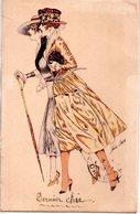 Illustrateur : Art Nouveau : Xavier Sager : Dernier Chic - Sager, Xavier