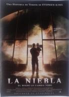 Folleto De Mano. Película La Niebla De Stephen King. Thomas Jane. Marcia Gay. William Sadler - Merchandising