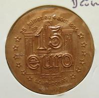 0146 - 1,5 EURO -  SAINT DONAT - 1996 - Euros Of The Cities