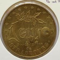 0150 - 1,5 EURO -  STRASBOURG - 1996 - Euros Of The Cities