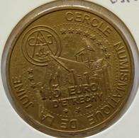 0154 - 1,5 EURO - ETRECHY - 1996 - Euros Of The Cities