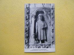 CHARTRES. La Cathédrale. Le Portail Sud. L'Inconstance. - Chartres