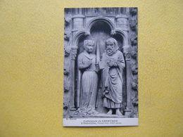 CHARTRES. La Cathédrale. Le Portail Sud. L'Indocilité. - Chartres