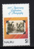 Nauru 1994 50TH YEARS OF PHOTOGRAPHY MNH - Nauru