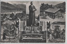 Sachseln - Mosaik-Fresken An Der Wallfahrtskirche Und Br. Klaus Geburtshaus In Flüeli - Photoglob - OW Obwald