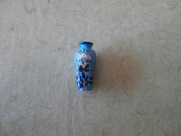 Feve Emaux De Longwy: Vase Art Nouveau Longwy  1900 - Fèves