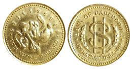 03180 GETTONE JETON TOKEN DISNEY SERIE OPERAZIONE DOLLARO PLUTO  ANNI 70 - Unclassified