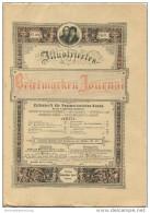 Illustriertes Briefmarken Journal - XXI Jahrgang Nr. 11 - Juni 1894 - Verlag Gebrüder Senf Leipzig - Deutsch (bis 1940)