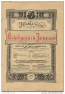 Illustriertes Briefmarken Journal - XXIII Jahrgang Nr. 15 - August 1896 - Verlag Gebrüder Senf Leipzig - Deutsch (bis 1940)