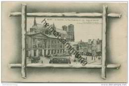 Reims - La Cathedrale - La Place Royale - Reims