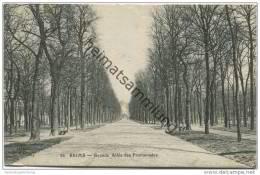 Reims - Grande Allee Des Promenades - Reims