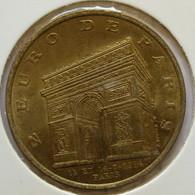 0178 - 2 EURO - PARIS - 1996 - Euros Of The Cities