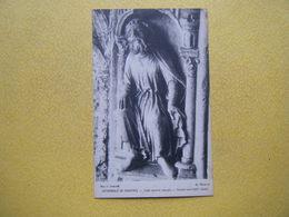 CHARTRES. La Cathédrale. Le Portail Nord. Tobie Devient Aveugle. - Chartres