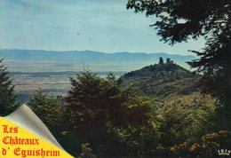 EGUISHEIM - Les Trois Tours - France