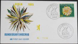 BERLIN 1985 Mi-Nr. 734 FDC - Berlin (West)
